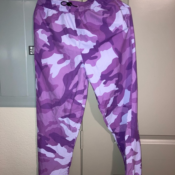 Forever 21 Pants - Purple Camp Joggers